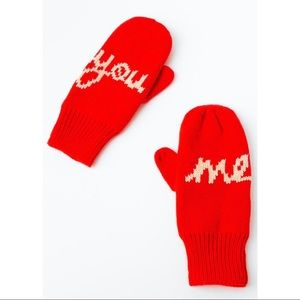 You & Me Mittens